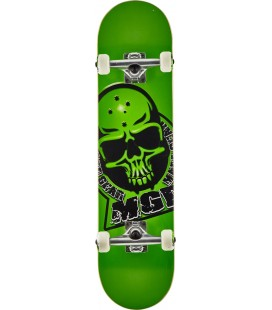 "Madd MGP Jive Skateboard 7.5"" Branded Green"