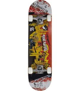 """Tempish Metropol Skateboard 8"""" Oransje"""