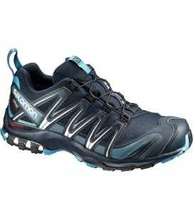 Hikingsko Herre Salomon XA PRO 3D GTX Herre Navy Blazer l39332000