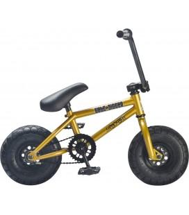 Mini BMX Rocker Irok+ Gold Digger Mini BMX Sykkel IROKGOLDDIGGER