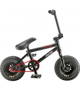 Mini BMX Rocker 3+ Vader Freecoaster Mini BMX Sykkel Svart R3P-FC-VADER