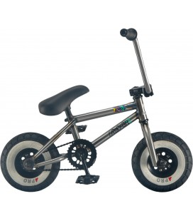Rocker Irok+ Raw Freecoaster Mini BMX Sykkel
