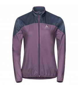 Treningsjakker Damer Odlo Jacket Core Light Dame 312421