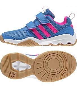Innendørssko Barn&Junior Adidas GymPlus 3 CF K AQ6810