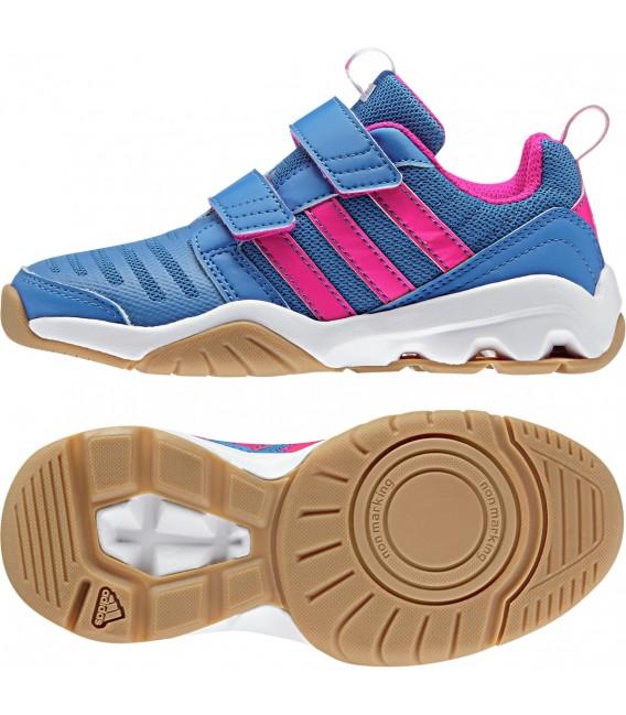 Innendørssko Barn&Junior Adidas GymPlus 3 CF K AQ6810 252 kr