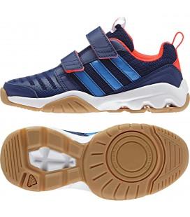 Innendørssko Barn&Junior Adidas GymPlus 3 CF K AQ3660