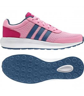 Adidas Cloudfoam Race K Pink