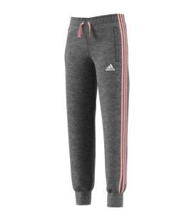 Treningsbukser Barn Adidas Youth Girl 3S Slim Pant JR DJ1302