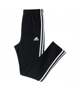 Treningsbukser Barn Adidas Youth Boy 3S BR Pant JR BQ2832
