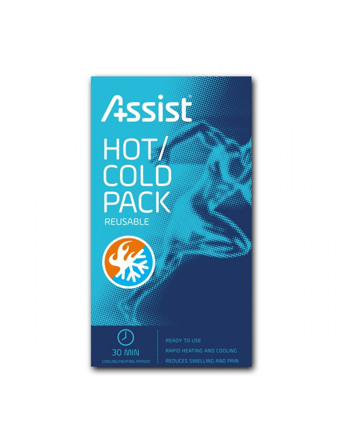 Sportsutstyr Assist Hot/Cold 06101021 49 kr
