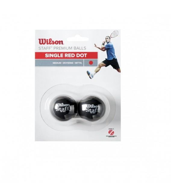 Tennis & Squash Wilson Staff Squash 2 Ball wrt617700 62 kr