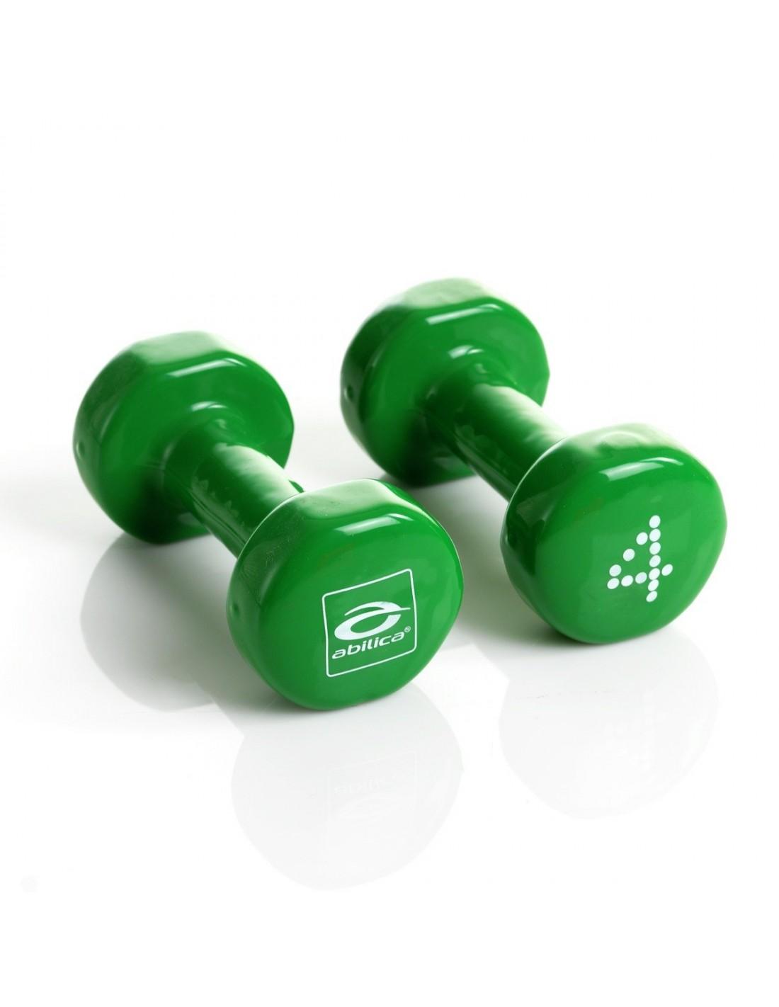 Abilica DumbBells 4 kg Green 4