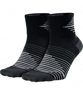 Tekniske Sokker Nike U Nk Perf Ltwt Qtr 2Pr SX5198