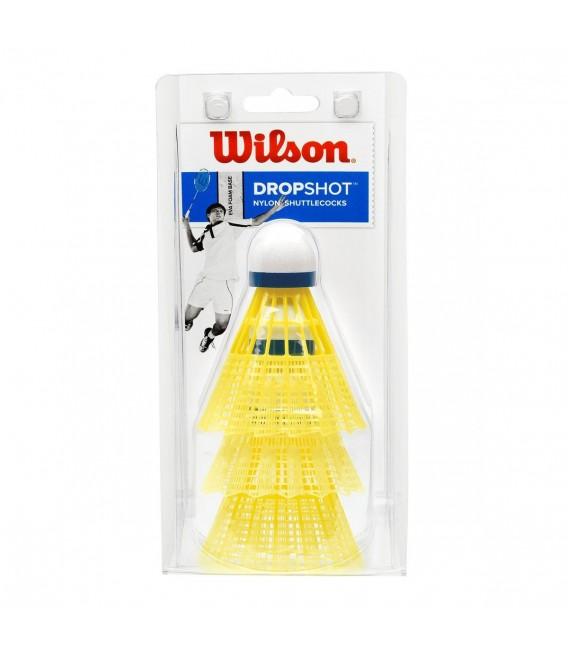 Badminton Wilson Dropshot 3 Clamshel wrt6048ye 59 kr