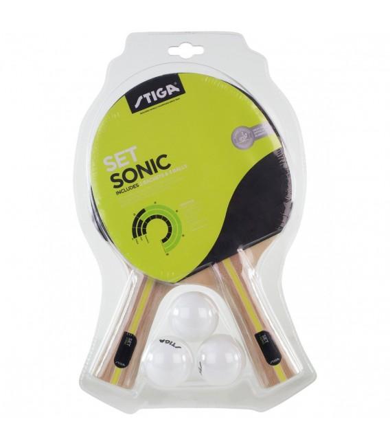 Bordtennis Stiga Set Sonic 1220-2816-01 299 kr