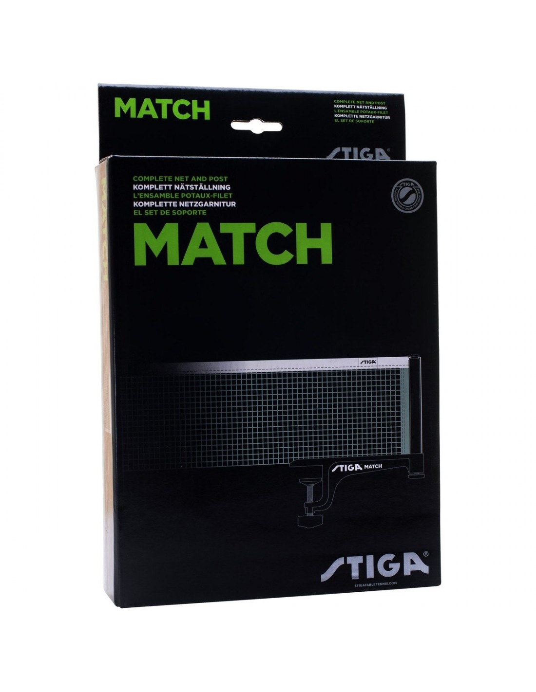Bordtennis Stiga Match Nett 637000 399 kr