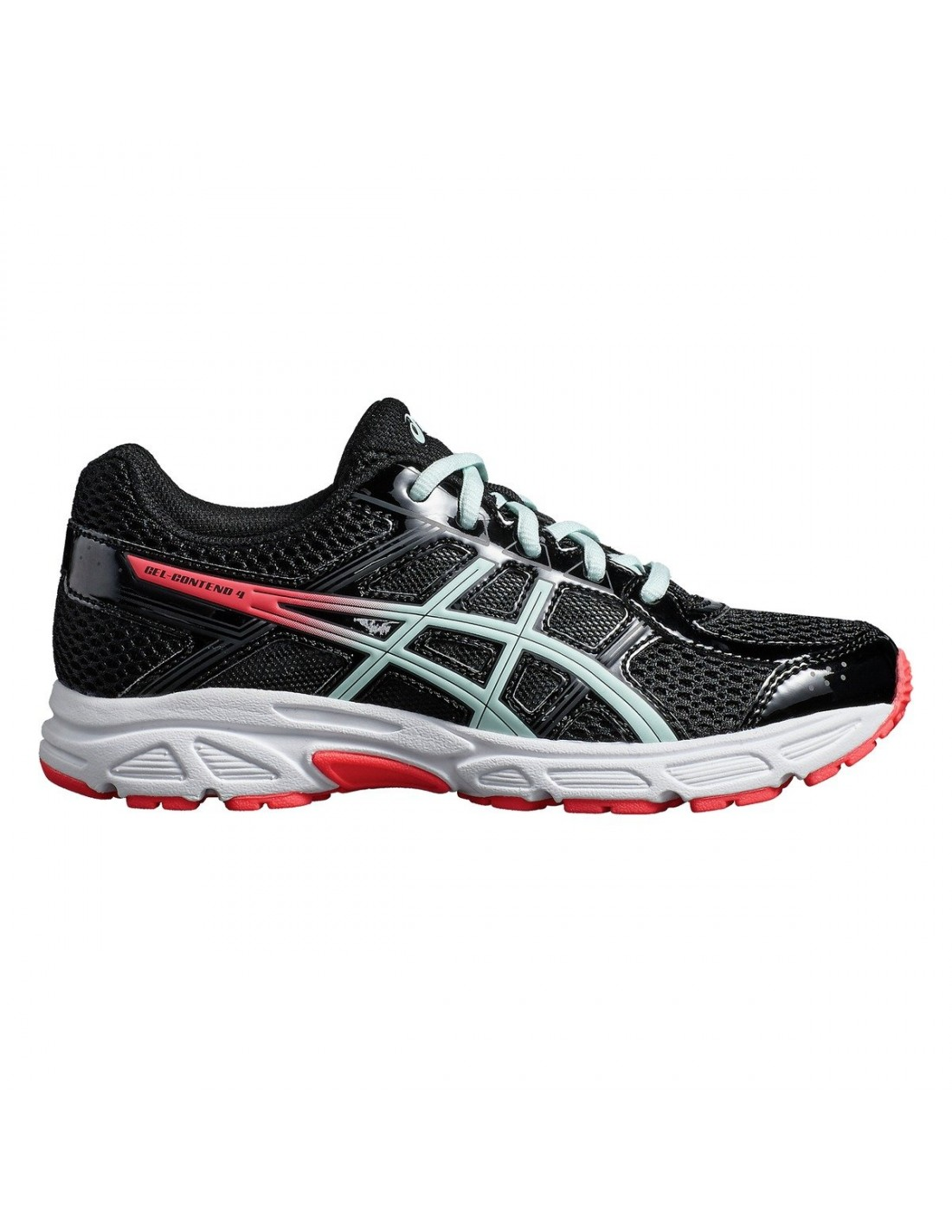 e409256e Asics Gel-Contend 4 GS 6 001/BLACK/SOOTHING SEA