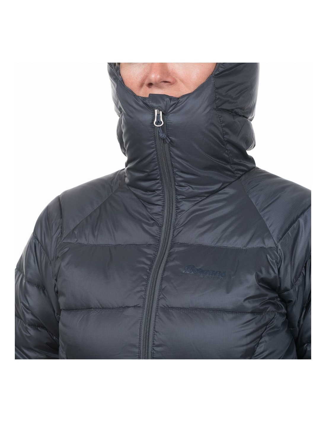 51823a32 ... Ski og Snowboardjakker Damer Bergans Slingsby Down Light Dame Jacket  w/Hood 8723 ...