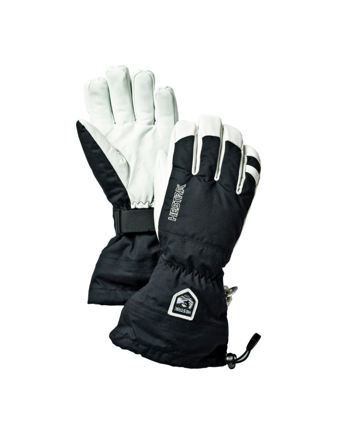 Fingerhansker Hestra Army Leather Heli Ski 5 Fingers 30570 999 kr