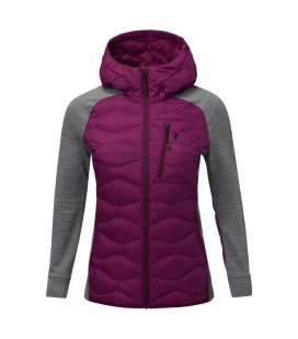 Peak Performance Helium Hybrid Jacket Woman
