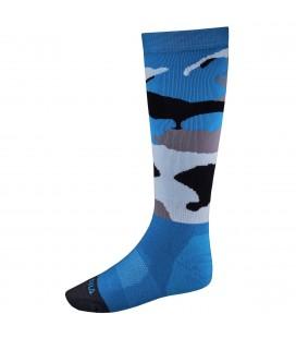 Ullsokker Bula Camo Ski Sock 712578