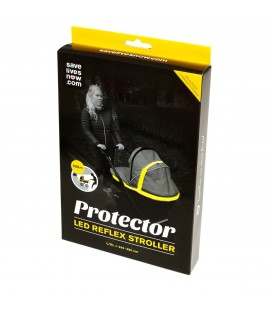 Save Lives Now Protector LED Stroller