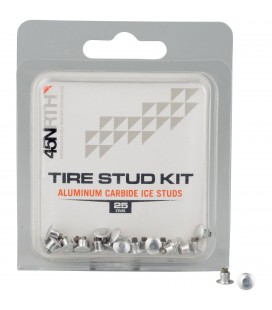 45NRTH Concave Studs (pack 25)