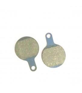 Bremsekloss disc for Tektro IOX Semi-metall