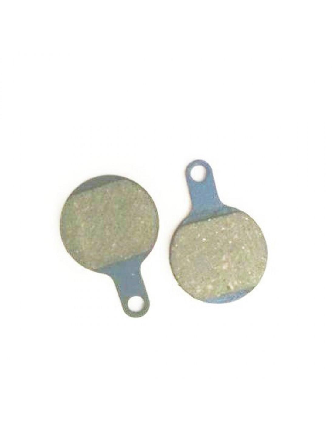 Bremser, Klosser & Skiver Bremsekloss disc for Tektro IOX Semi-metall DS-46 199 kr