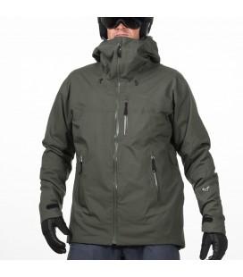 Bergans Stranda Insulated Hybrid Jacket Herre
