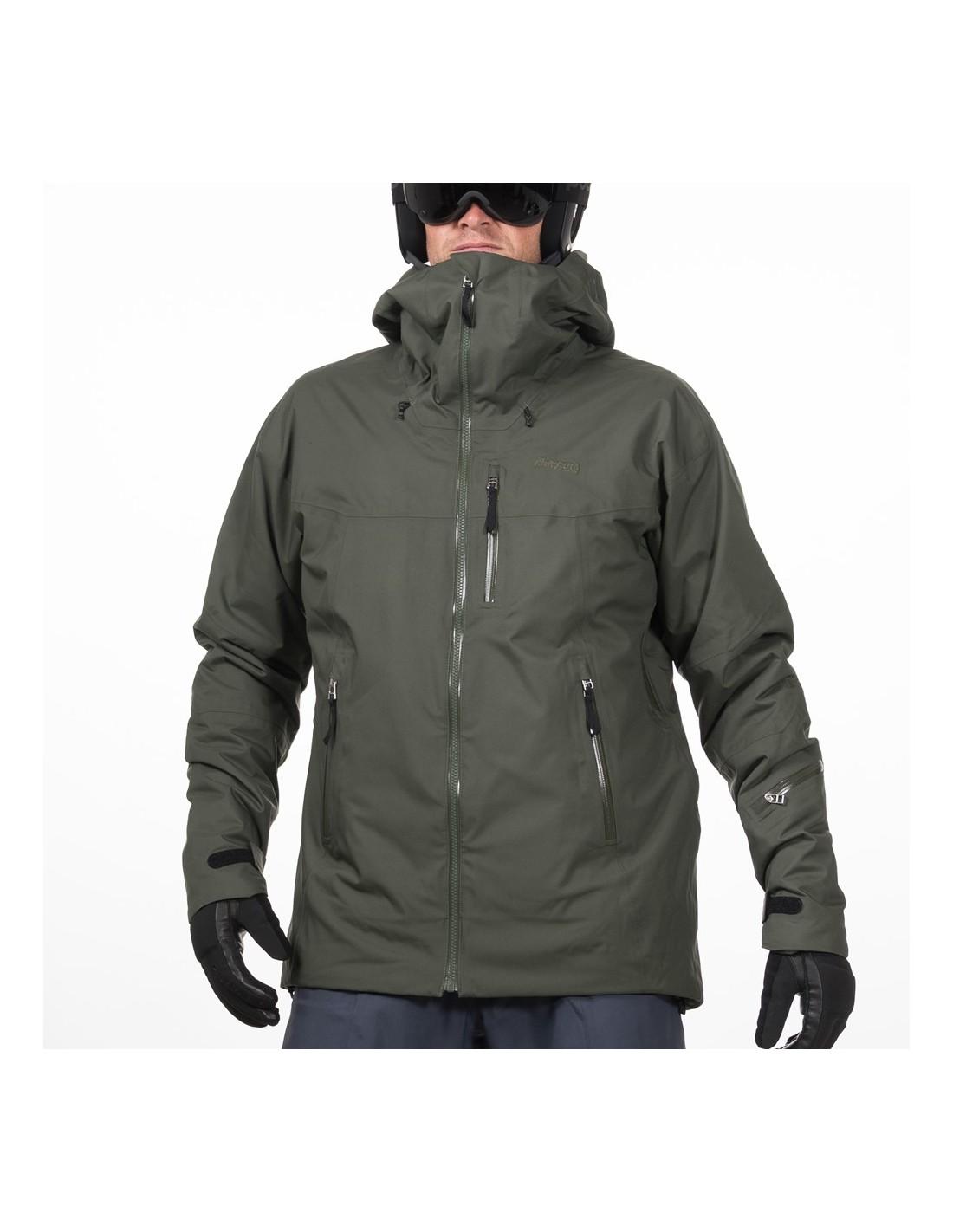 a69f8c2eb6b Vindjakker Herrer Bergans Stranda Insulated Hybrid Jacket Herre 8750 ...