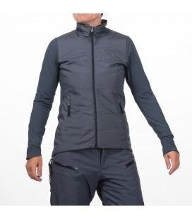 Fleece Damer Bergans Stranda Hybrid Jacket Dame 8763