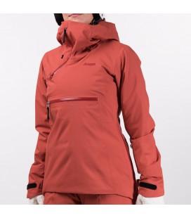 Ski og Snowboardjakker Damer Bergans Stranda Insulated Hybrid Anorakk Dame 8755