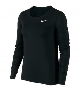 Genser Damer Nike Treningsgenser LS Mesh Dame 889536