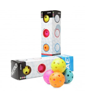 Innebandyballer Salming Aero Floorball 4131893