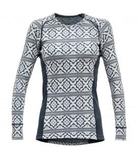 Ullundertøy Overdel Damer Devold Ona Shirt Dame GO 285 227 A