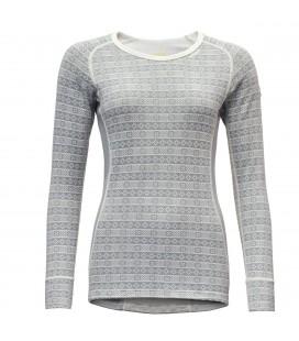 Ullundertøy Overdel Damer Devold Alnes Shirt Dame GO 282 226 A