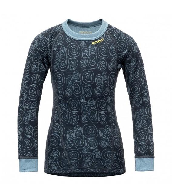 Undertøy Barn Devold Active Shirt Kid GO 233 285 A 299 kr