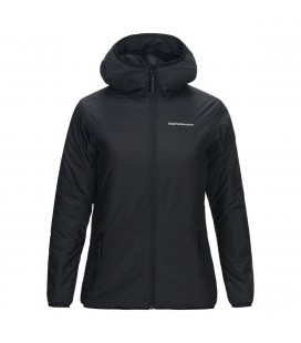 Peak Performance Krypton Hooded Jacket Dame