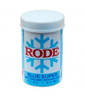 Rode Festevoks Blå Super-3/-10