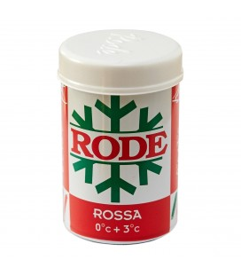 Rode Festevoks Rossa 0/+3