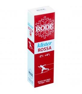 Festesmøring Rode Klister Rossa -2/+4 RSK40