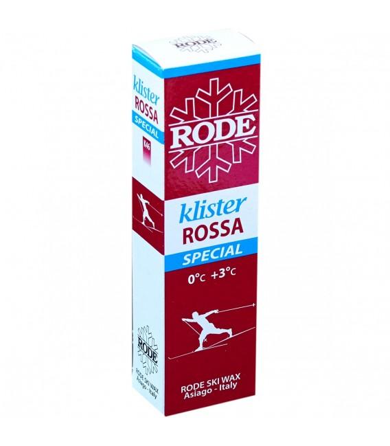 Festesmøring Rode Klister Rossa Spesial 0/+3 RSK46 159 kr