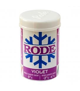Festesmøring Rode Festevoks Violett -2/-4 RSP40