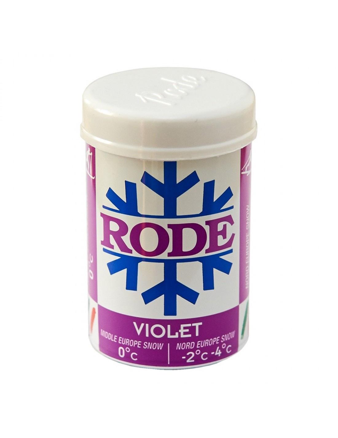 Festesmøring Rode Festevoks Violett -2/-4 RSP40 129 kr