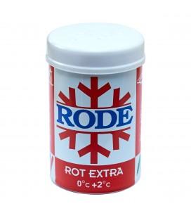 Festesmøring Rode Festevoks Rossa Extra 0/+2 RSP52