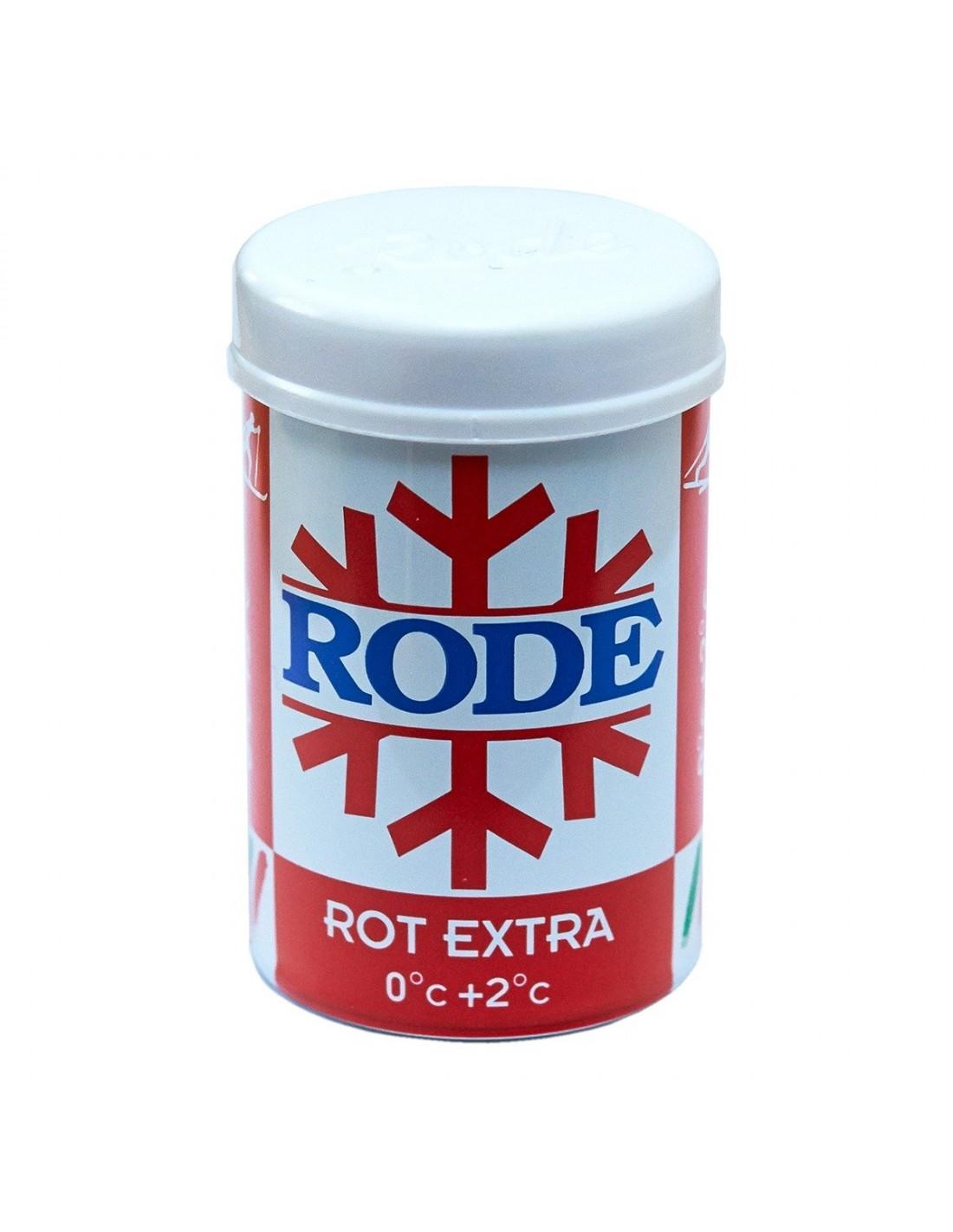 Festesmøring Rode Festevoks Rossa Extra 0/+2 RSP52 129 kr