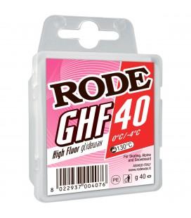 Glider H&oslashyfluor R&oslashd40 gr 0/-4