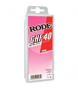 Glider H&oslashyfluor R&oslashd180 gr 0/-4