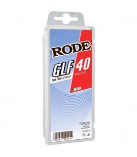 Glider Lavfluor R&oslashd180 gr 0/-4